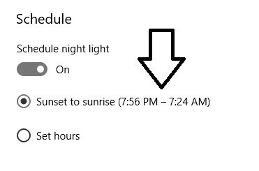 sunset-to-sunrise