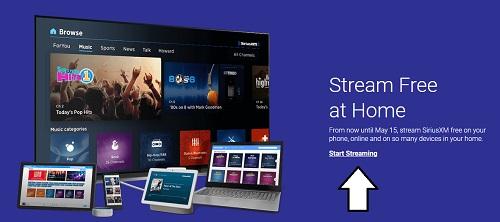 start-streaming