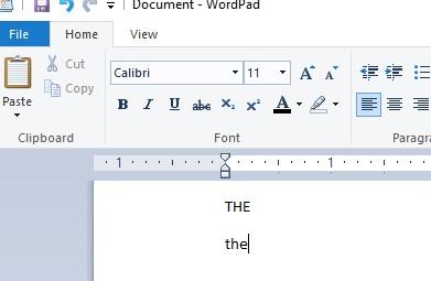 word-pad-tip