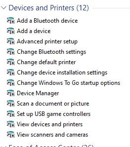 Devices-printers