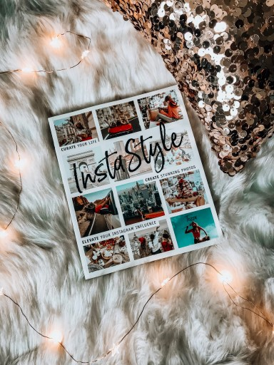 insta style book, fur rug, twinkly lights, pillows. 5 Things You Should be Doing With Each Instagram Post