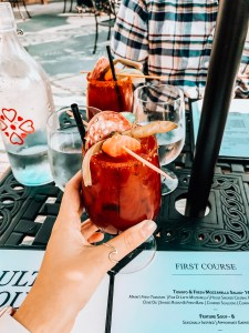 Caesar cocktail. The Boulton House. Carleton Place. Five Waterfront Patios You Need to Visit in Ottawa