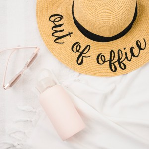 sun hat, water bottle, sunglasses. 25 Things I want to do Before I Turn 25