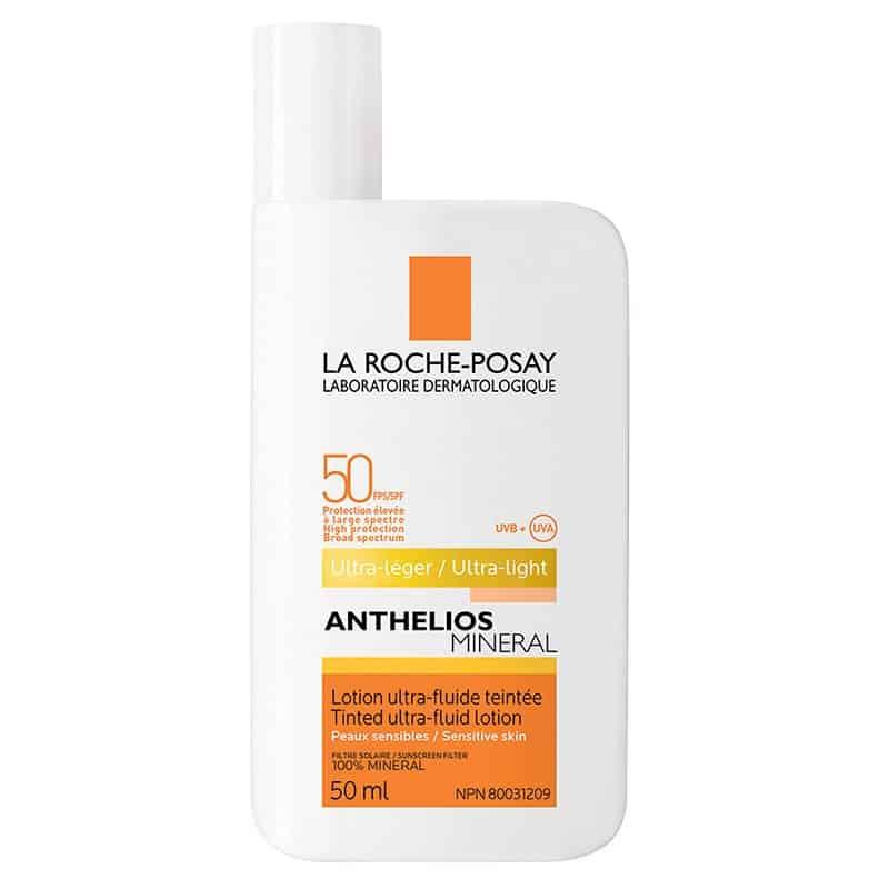 la roche posay anthelios sunscreen spf 50