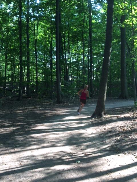 It Takes a Village To Raise a Marathoner: Part 1