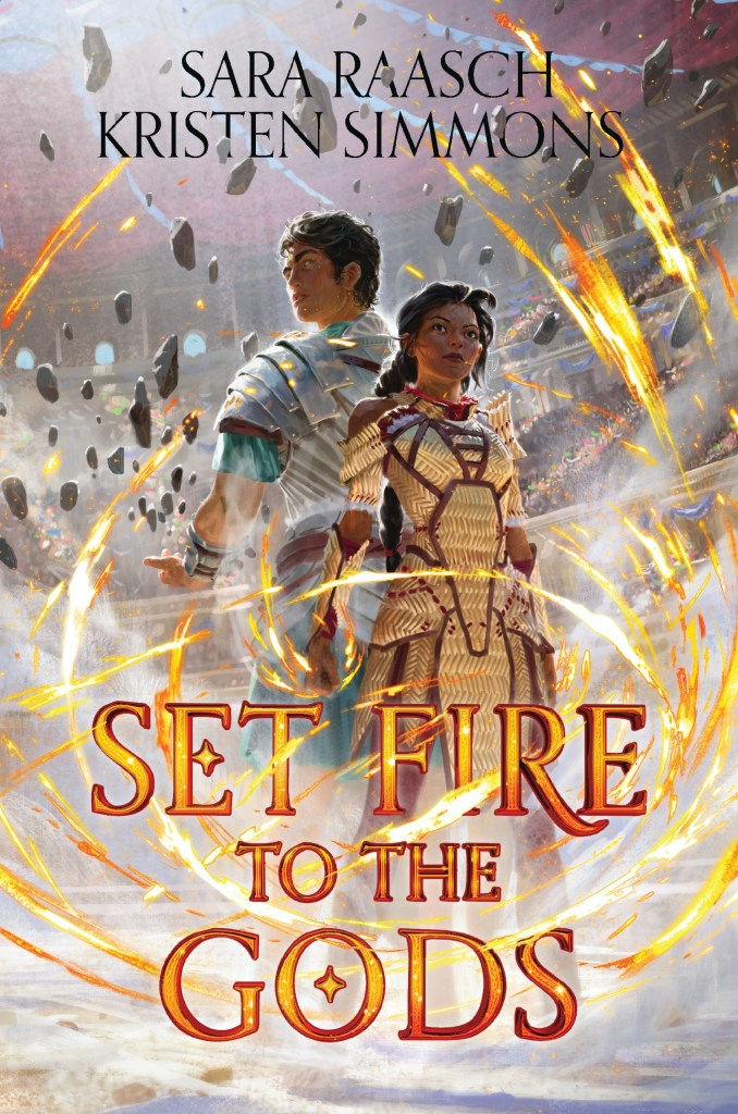set fire to the gods giveaway