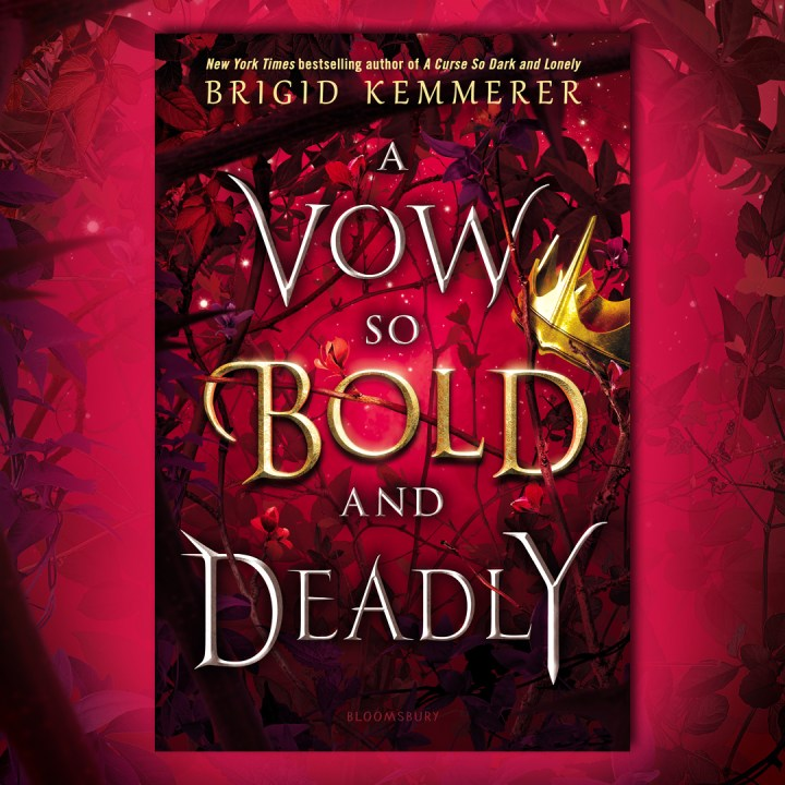 A Vow So Bold and Deadly cover reveal