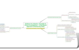 FDA RBM Guidance MindMap