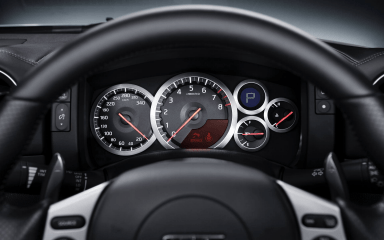 Car dashboard contains a number of KRIs and KPIs