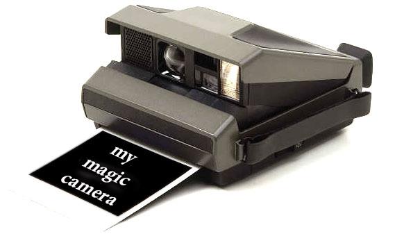 My Magic Camera