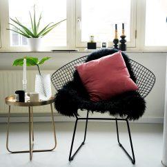 Diamond Chair Replica Dining Pads With Ties Binnenkijken Bij Roos  Cynthia