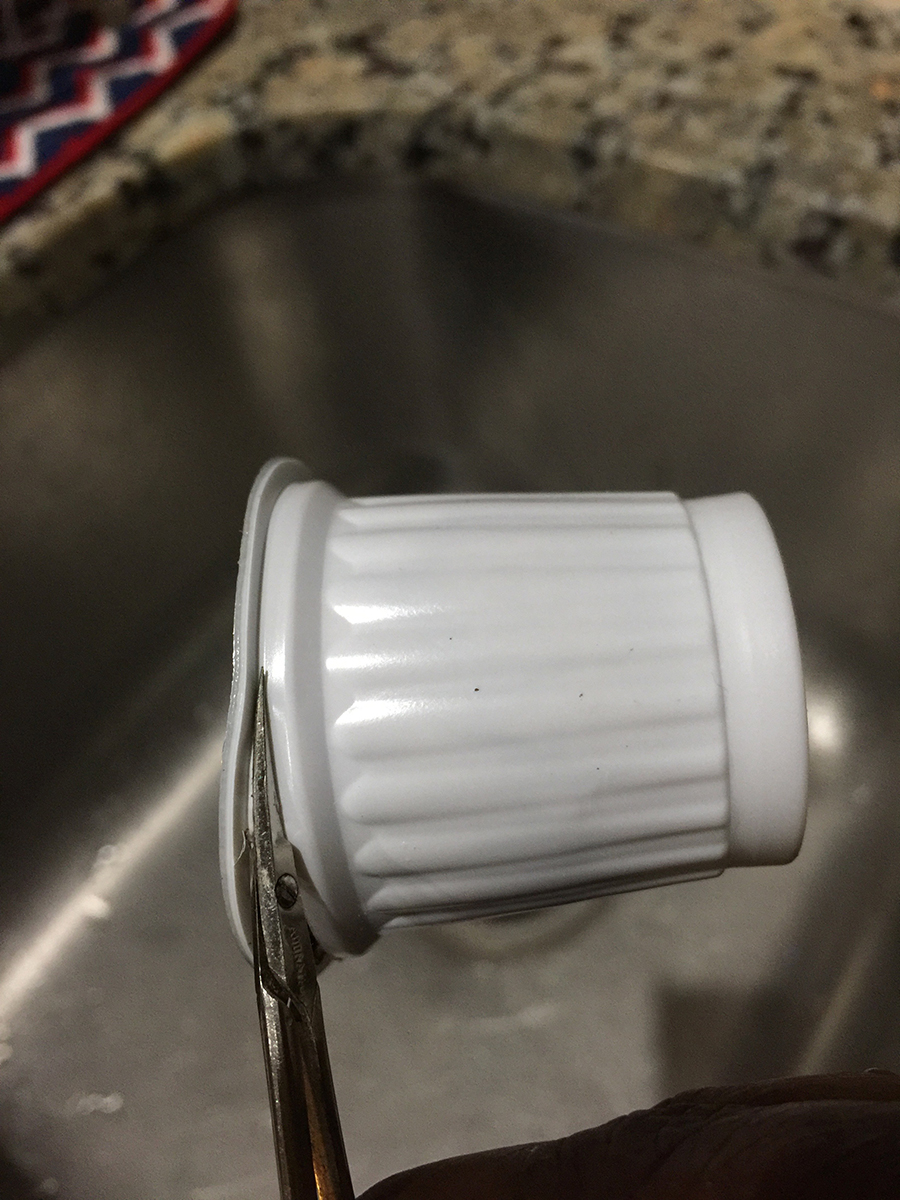 Wednesdays Tip - Keurig Cup Hack