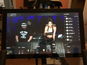 First Peloton class review