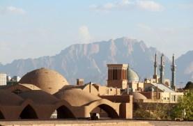 Yazd rooftops