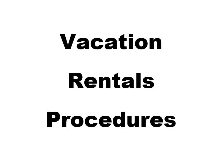 Vacation Rental Manager Procedures Cynthia DeLuca Speaker
