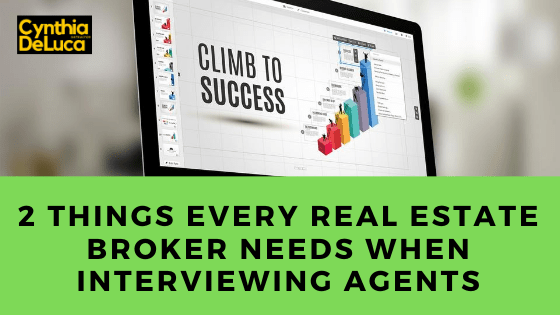 2 Things Every Broker needs for Interviewing