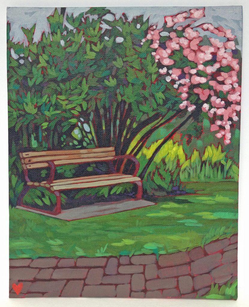 Sendall gardens 2016