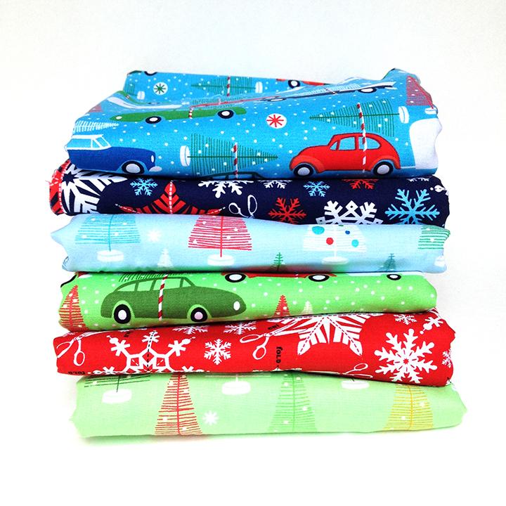 Robert Kaufman Fabrics - Swell Noel