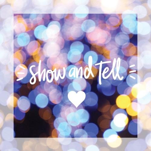 Show + Tell: Table Runner