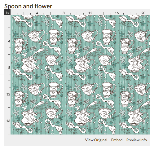 spoon-and-flower