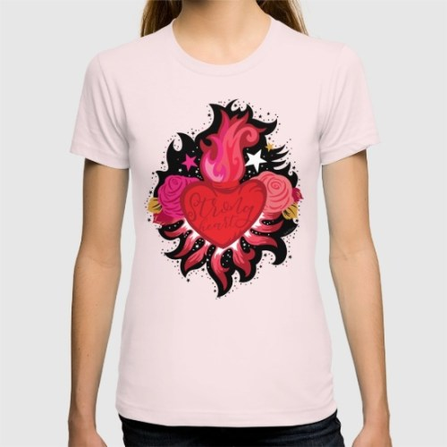 Wear your strong heart for Anti-Bullying/Pink Shirt Day February 22 2017