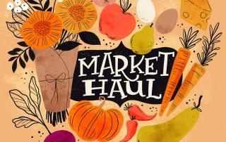 farmers market produce