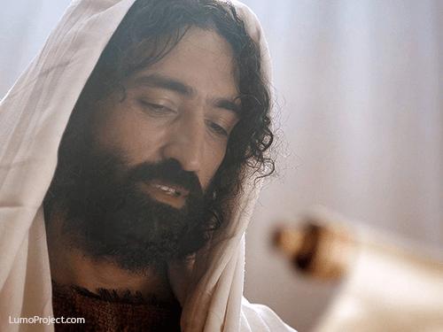 Jesus of Nazareth (courtesy The Lumo Project)