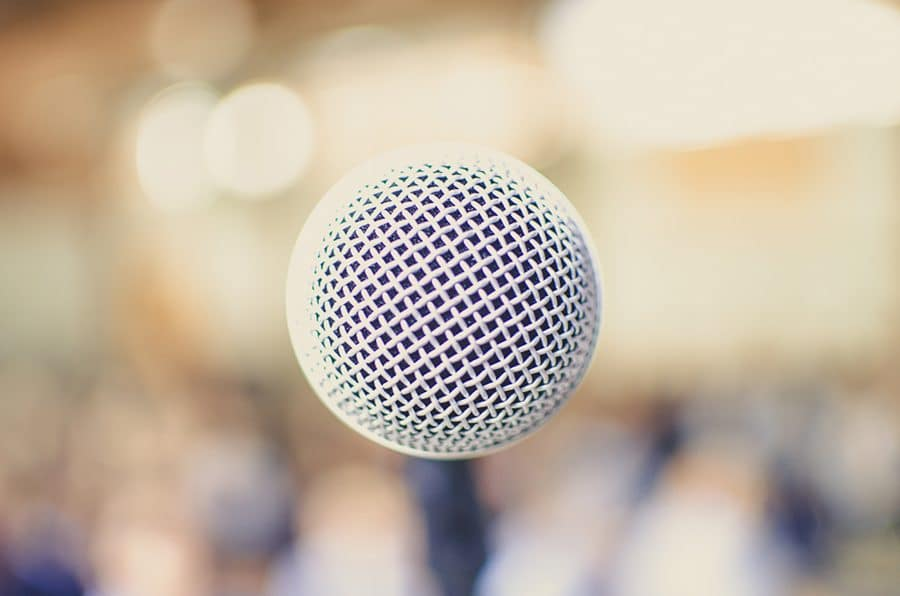 Public Speaking, Presentation Skills & Media Training