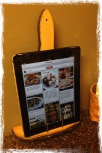 ~Kitchen iPad Holder~ | Cynthia lee Designs