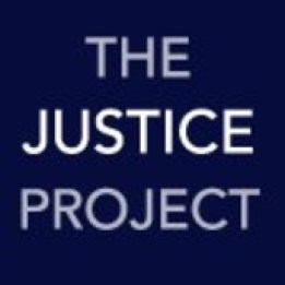 The Justice Project main logo