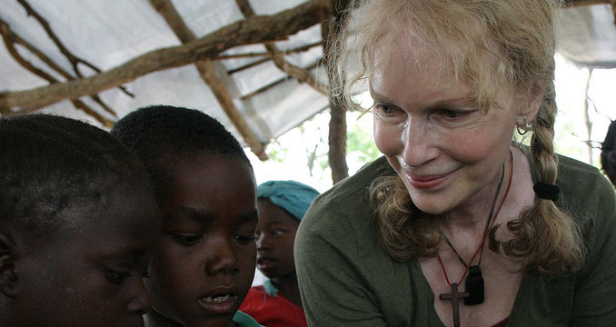 Imagine: A Day With Mia Farrow for the Save Darfur Coalition