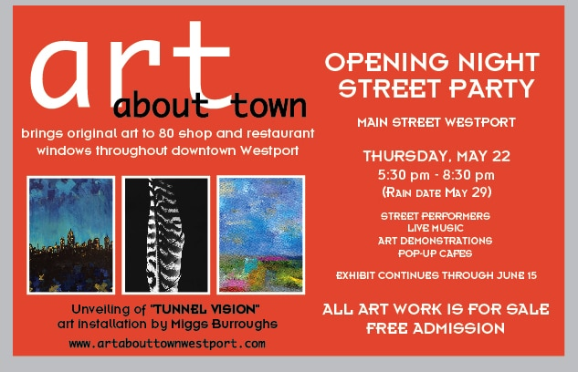 Art About Town 2014