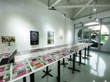 Inside the Eduardo Lira Art Gallery for the Miami 2.0 Artbox Show 2019!