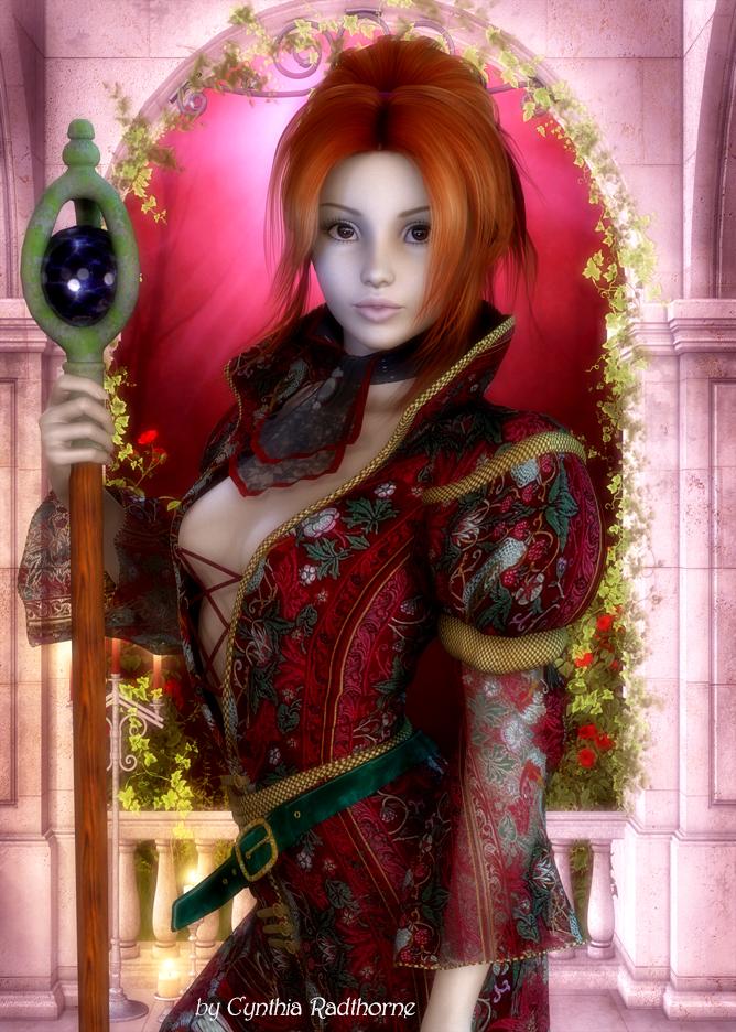 Cynthia Radthorne Artwork Fantasy