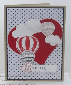 Love in the air - www.cynthiascreativecorner.com