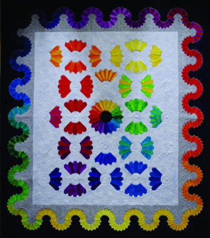 Large Quilt Top Picture