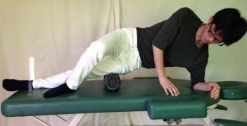 ランブルローラー 使い方 外側広筋 腸脛靭帯 効果あり