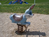 rabbit-spring-rider-at-a-playground-in-sidney-ohio