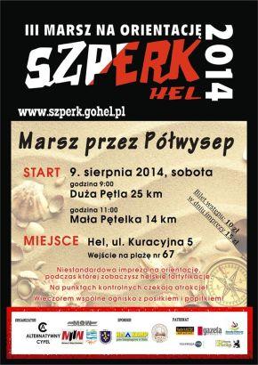2014 - Szperk plakat