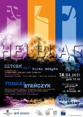 2015.04.18 - HELBLĄG plakat