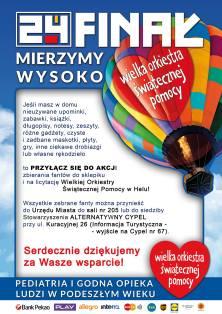 2016.01.10 WOŚP loteria