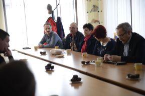 09.04.2016 - Helskie Forum Obywatelskie, Współpraca - to się wszystkim opłaca! Paweł Kulasiewicz