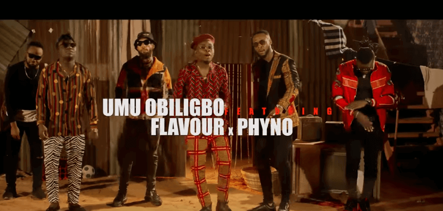 umu obiligbo official video