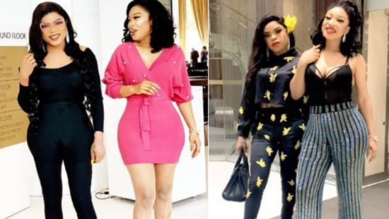 CYPHER9JA.COM 6797DF0C-3F0F-4152-81C9-D7C4342DA50B Overseas Based Doctor Accuses Tonto Dikeh Of Betraying Her Supposed 'Bestie' Bobrisky CELEBRITY_STUNT