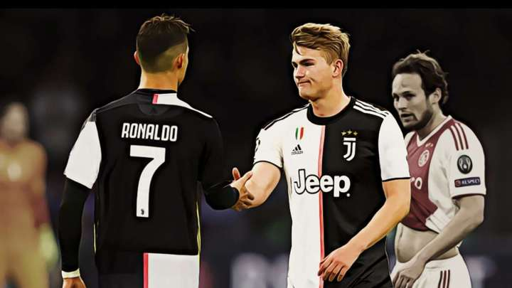 De Ligt completes €75m Juventus move from Ajax