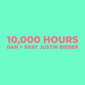 DAN + SHAY FT. JUSTIN BIEBER — 10,000 HOURS