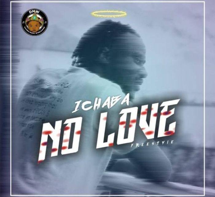 [Music] Ichaba – No Love (Freestyle)