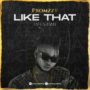 {Mp3 Download} Promzzy – Like That