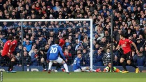 {Goals Highlight} Everton 1 – 1 Man United {Watch Here}