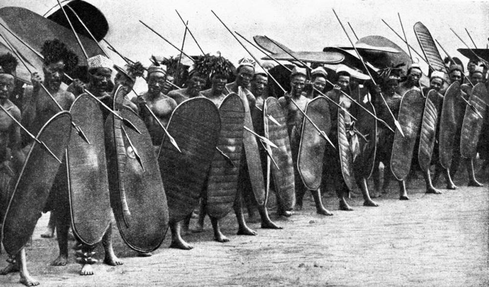 Homosexual History in Africa – Zande Warriors